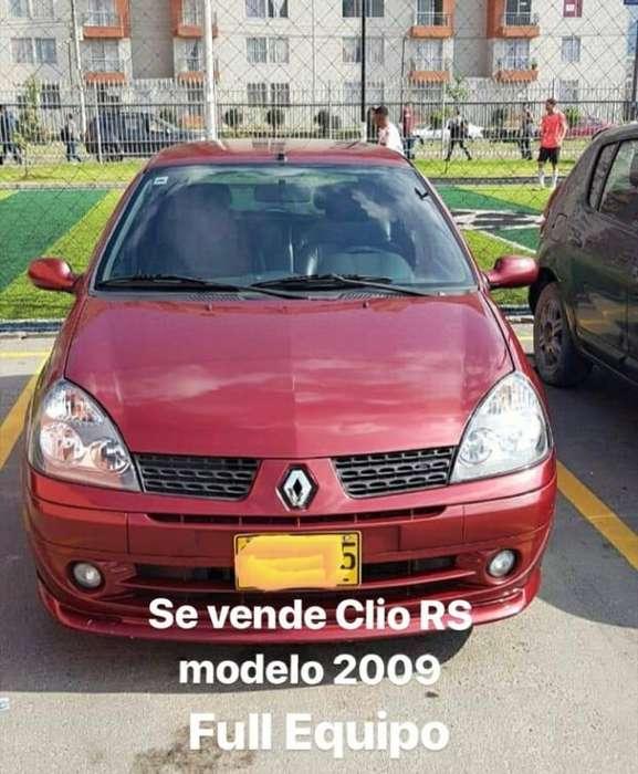 Renault Clio  2009 - 93300 km