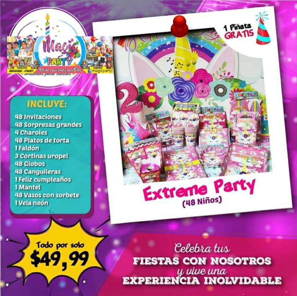 Promociones de Fiestas