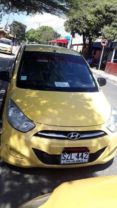 Hyundai I10 Taxi 2013 Buen Estado
