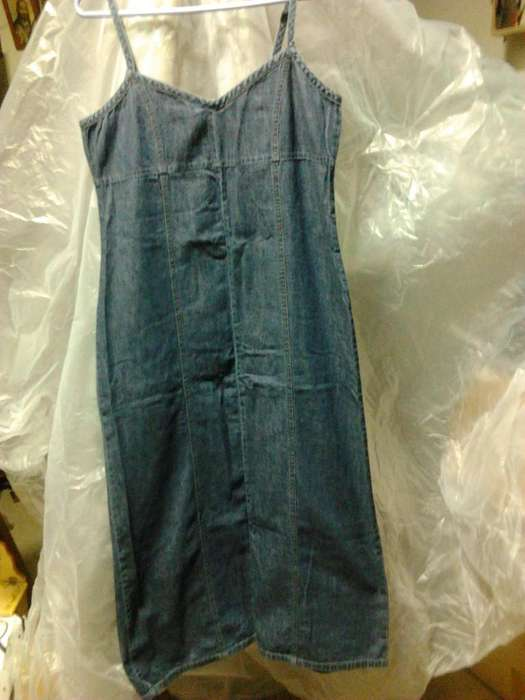 0c4af7ace8 Vestidos jean  Ropa y Calzado en venta en Lima