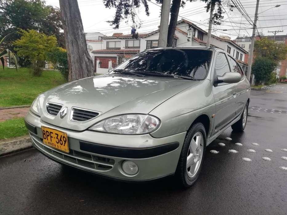 Renault Megane  2004 - 127000 km