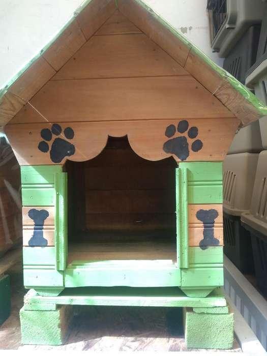 Casa para Perro. Raza Pequeña