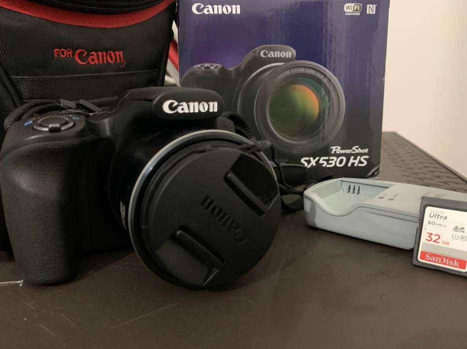 Camara Canon Powershot Sx530Hs