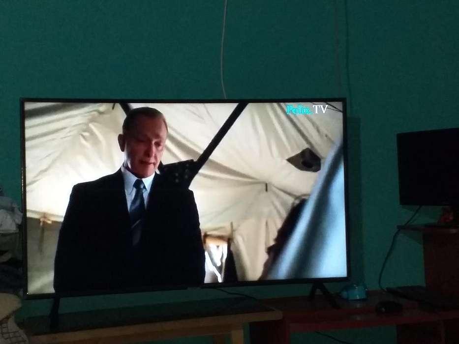 Vendo Tv de 49 Esmart 4k por Emergencia