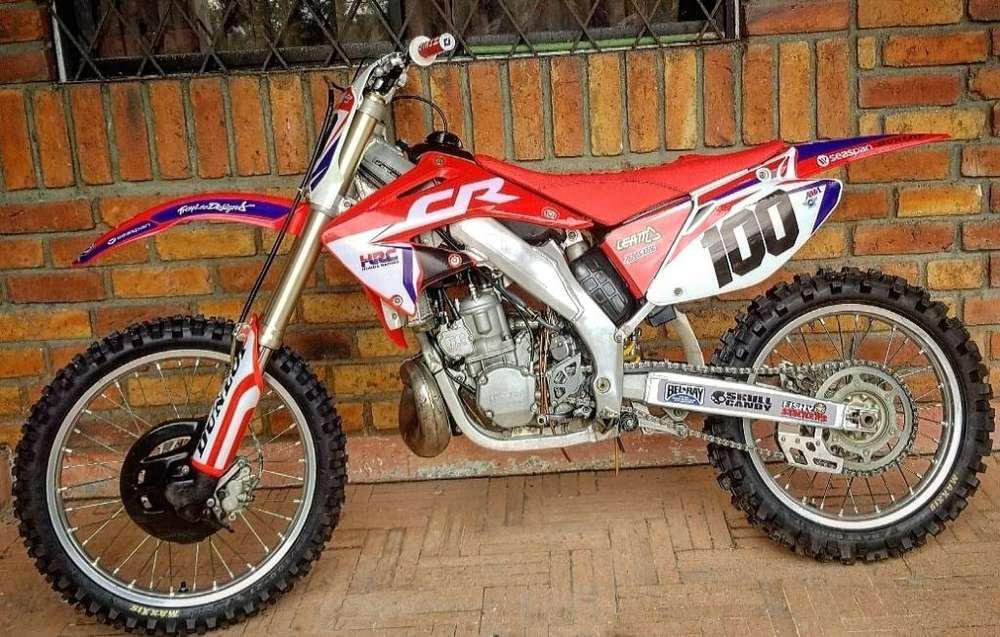 <strong>honda</strong> Cr 250