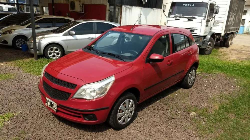 Chevrolet Agile 2010 - 140000 km
