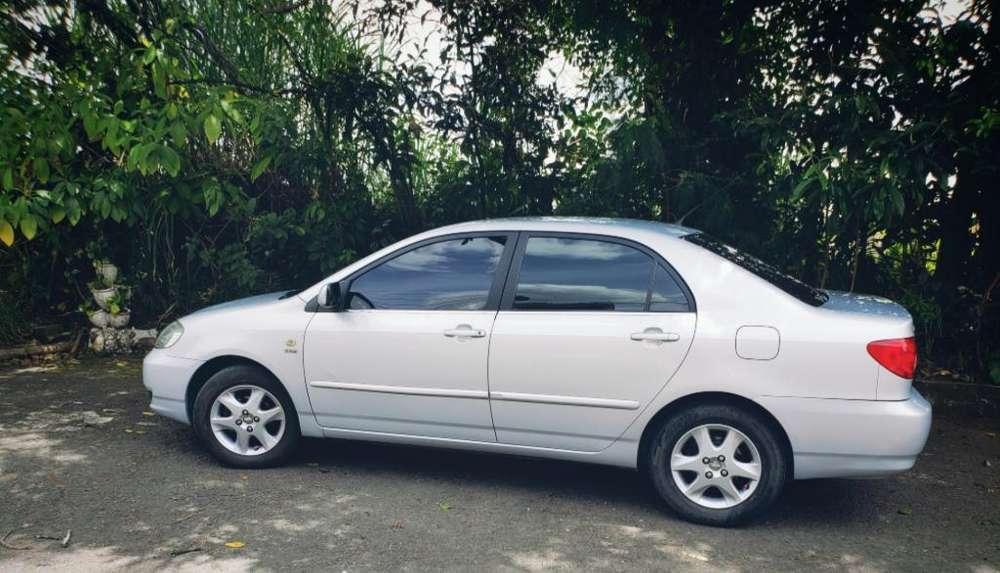 Toyota Corolla 2005 - 92000 km