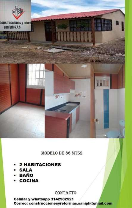 casas prefabricadas a nivel nacional