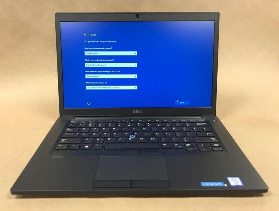 Notebook Dell 7480 Business 16gb Ram Ssd 240