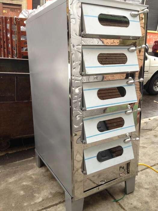 horno para panaderia 5 camaras