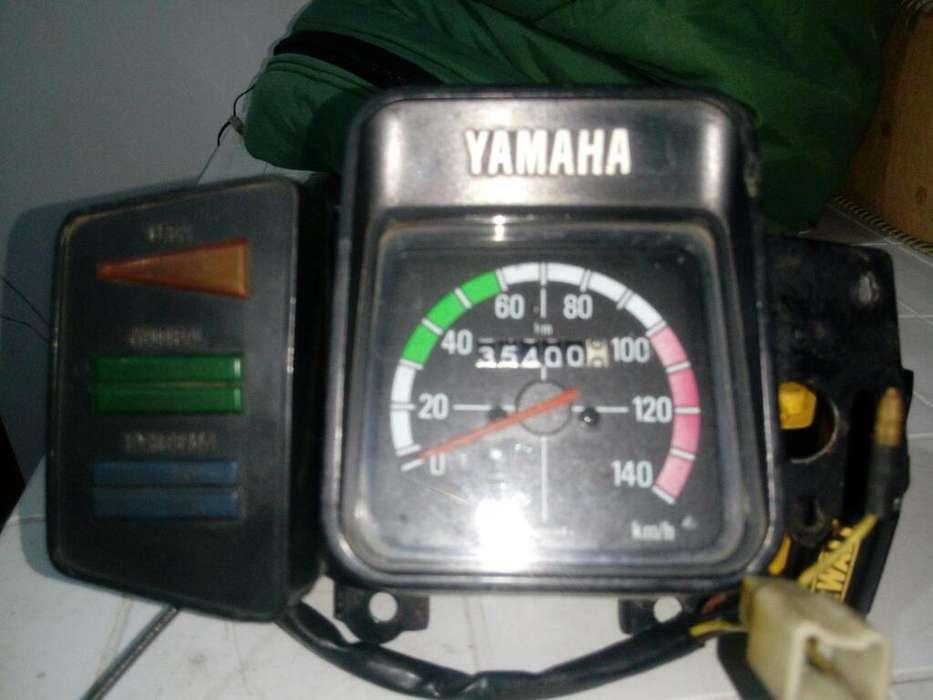 Tacómetro Rx 100