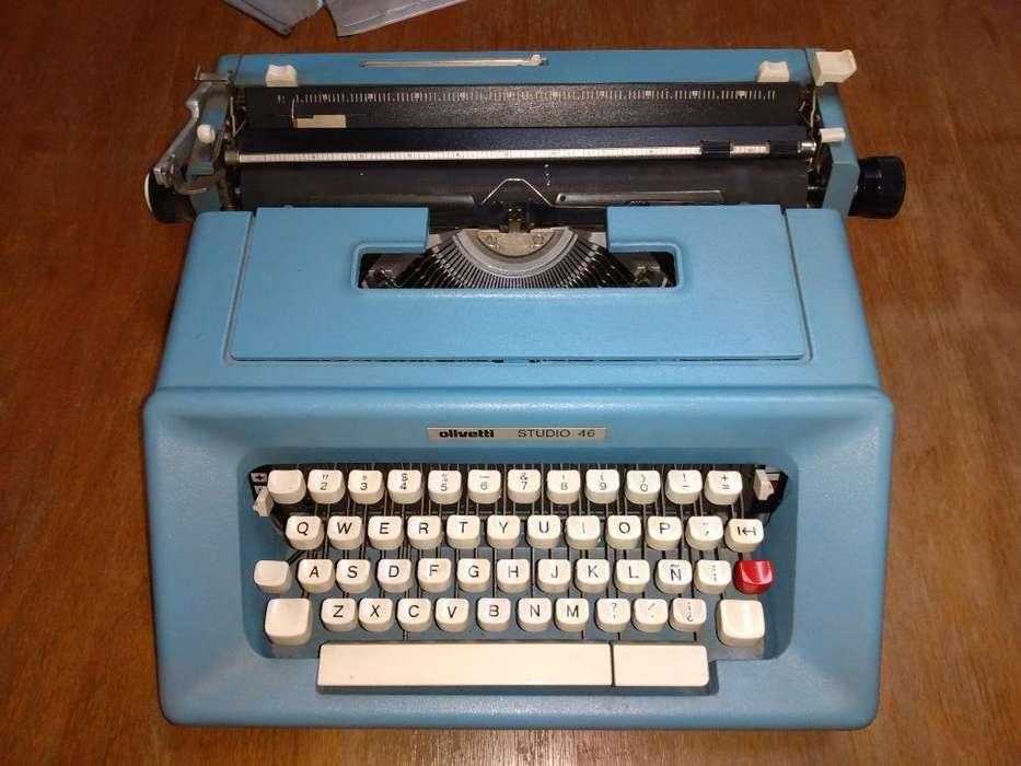Maquina de Escribir Olivetti Studio 46