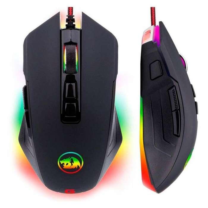 Mouse Gamer Redragon Dagger M715