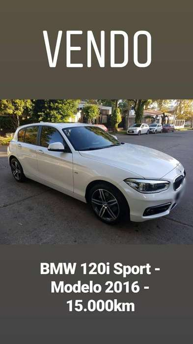 <strong>bmw</strong> Otro 2016 - 15000 km