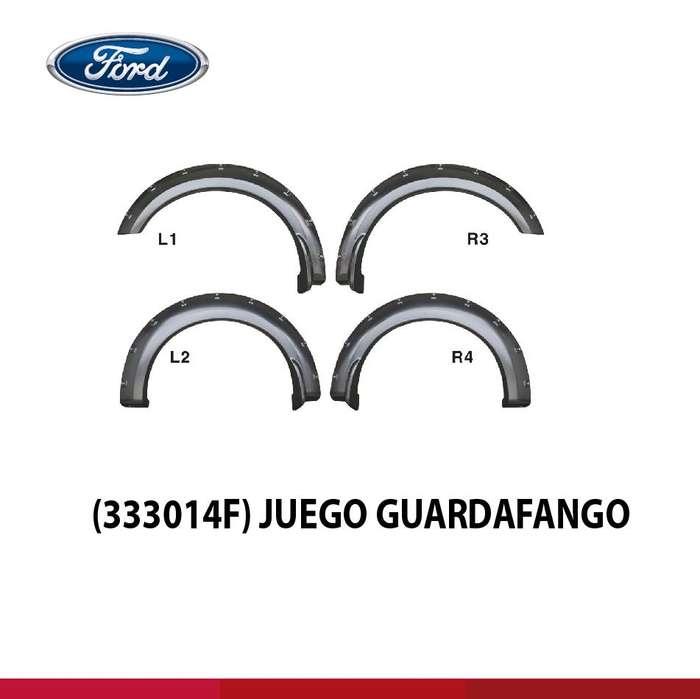 JUEGO DE GUARDAFANGO FORD