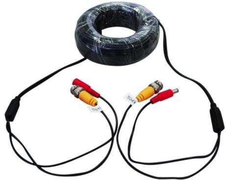 Cable Cámara Video Vigilancia