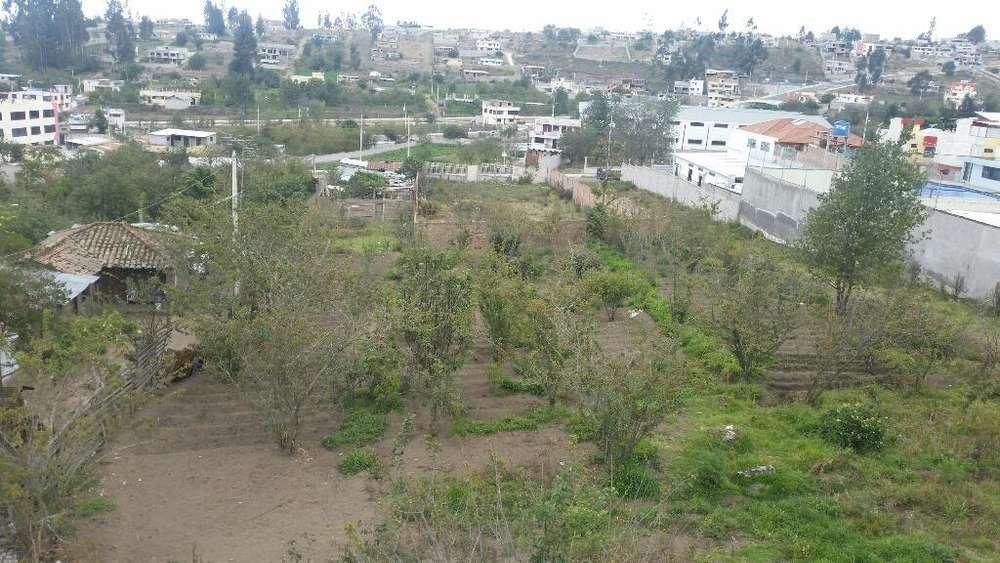 Terreno 1000 M2 Huachi Chico