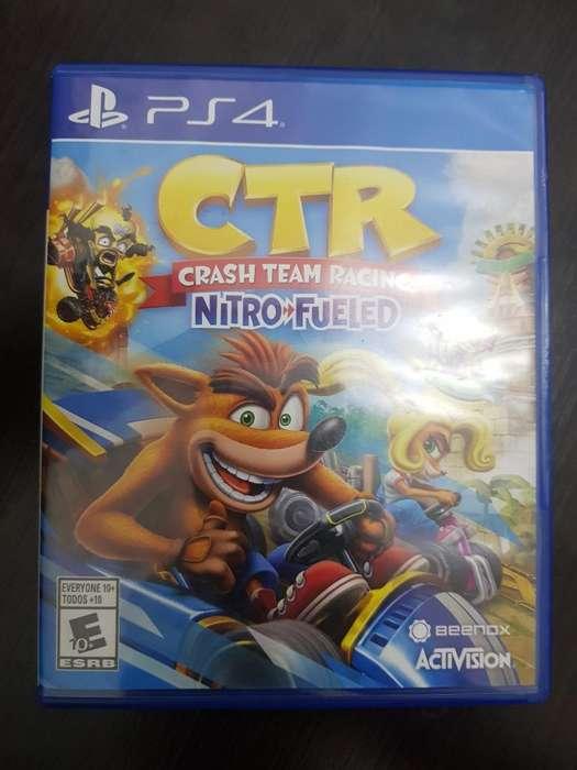 Ctr Crash Nitro Ps4