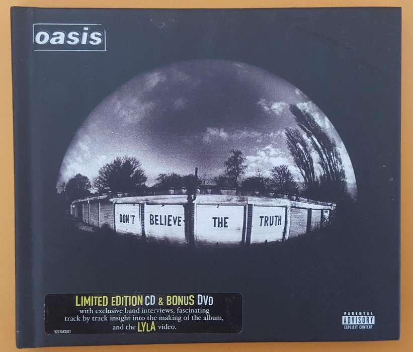 Oasis - Don't Believe The Truth (limited Edition Cd & Dvd)