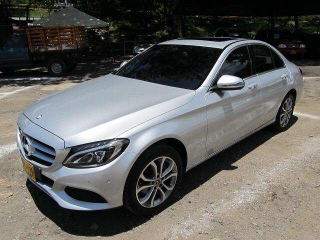 <strong>mercedes-benz</strong> Clase C 2017 - 17000 km