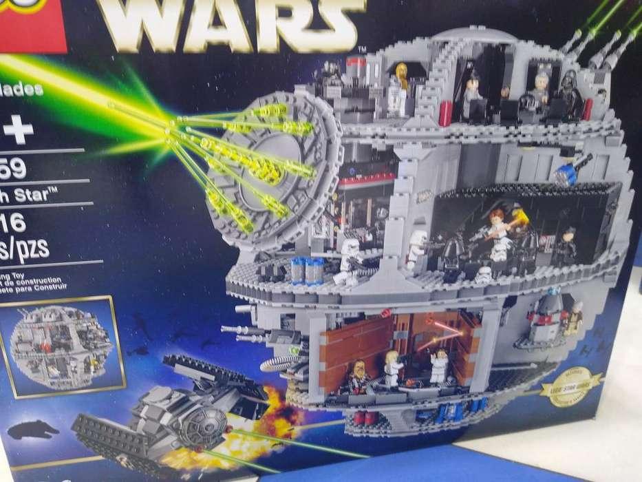 Legos Completamente Originales