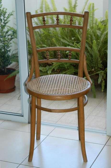 Silla Thonet Antigua Original