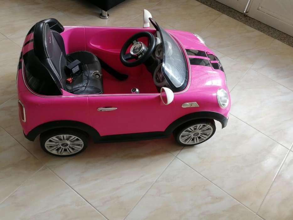Vendo Carro Mini Cooper Electrico