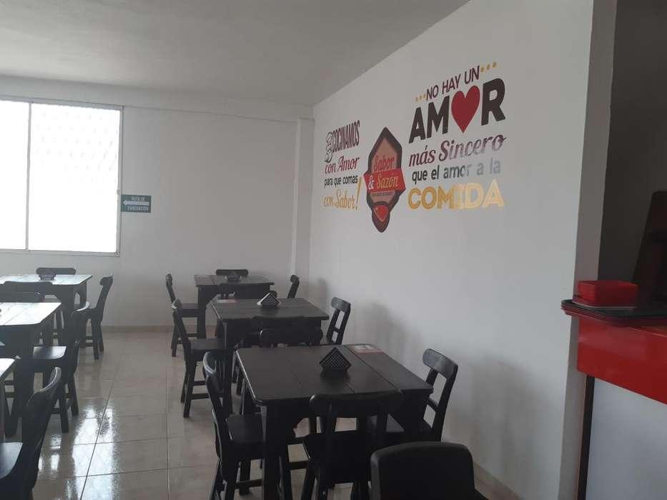 Se vende restaurante excelente ubicacion frente a cavasa sa via princ