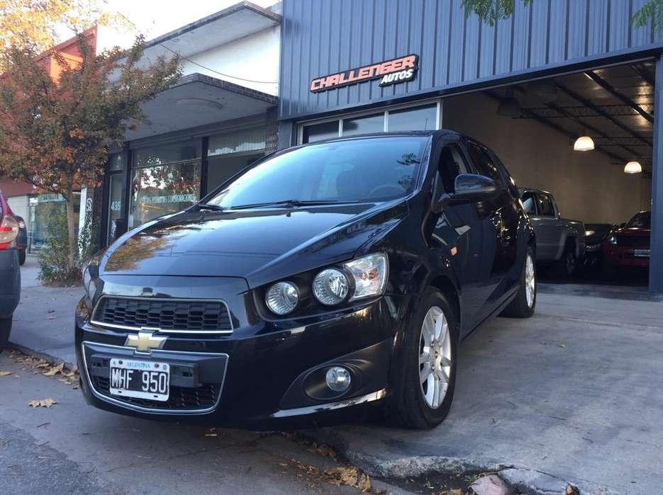 Chevrolet Sonic 2013 - 107000 km
