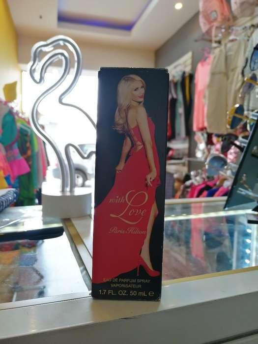 Perfume de Mujer Original París Hilton