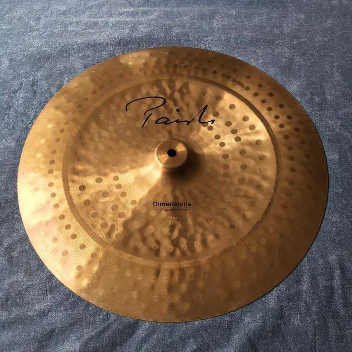 Paiste Dimensions Power China 18""