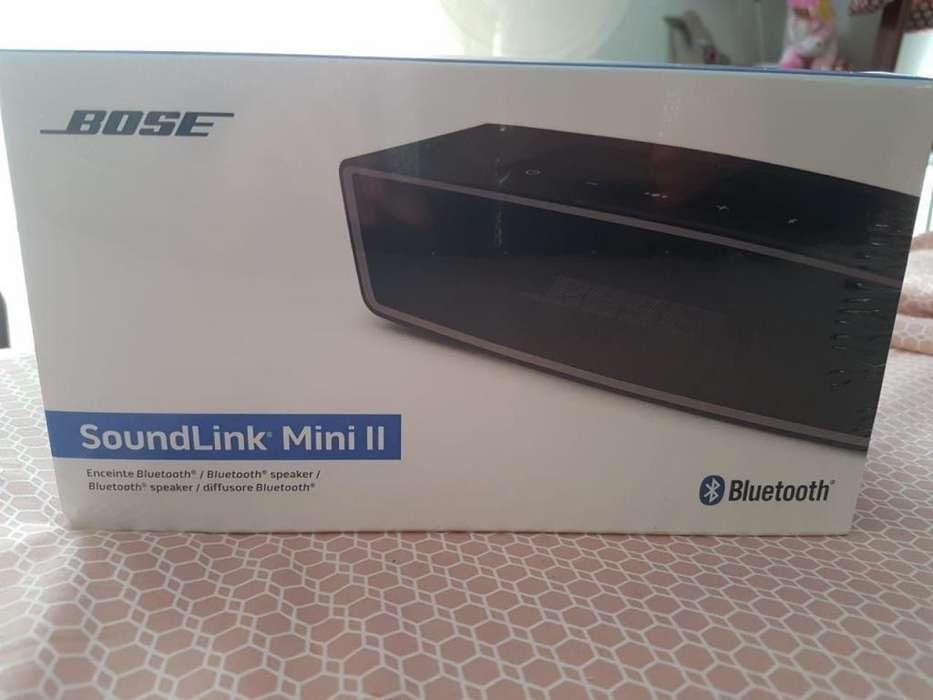 Parlante Bose Soundlink Mini II - Nuevo y Sellado !