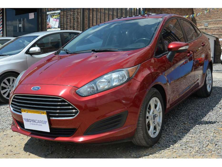 Ford Fiesta  2015 - 65000 km