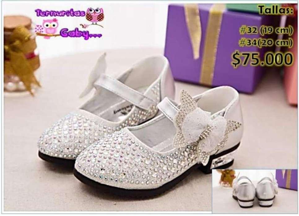 Hermosos Zapatos Estilo Princesa