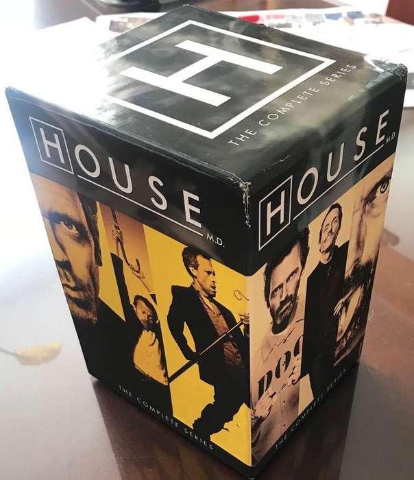 Dr House Serie Completa Original
