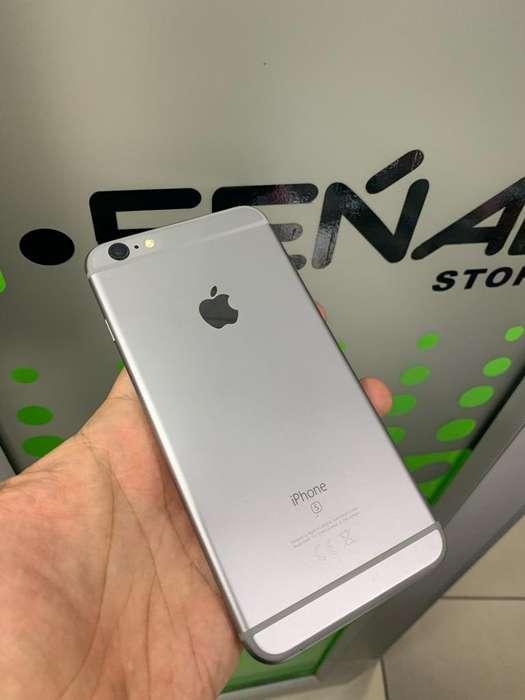 iPhone 6S Plus 64gb Impecable Cargador