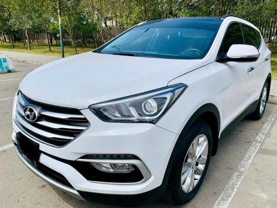 Hyundai New Santa Fe 2016 - 36000 km