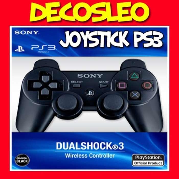 Joysticks Ps3 Sony Calidad Original