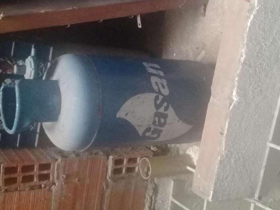 Vendo cilindro 40 libras gasan