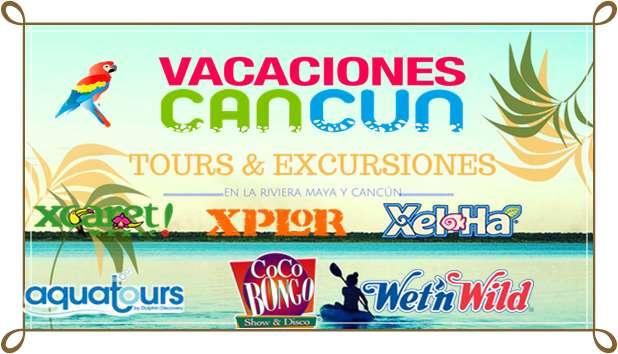 VENTA DE TOURS Y EXCURSIONES A CANCUN BARATO WHATSSAP: 11-2451-8238