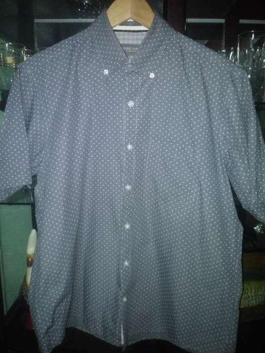 Camisa Pierre Cardin Talla Xl