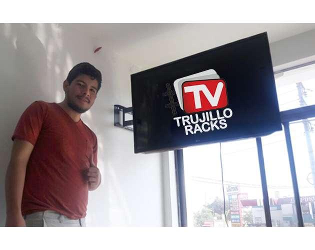 TV RACKS A BUEN PRECIO CON INSTALACIÓN A DOMICILIO – RackDelivey 940597759 TRUJILLO RACKS