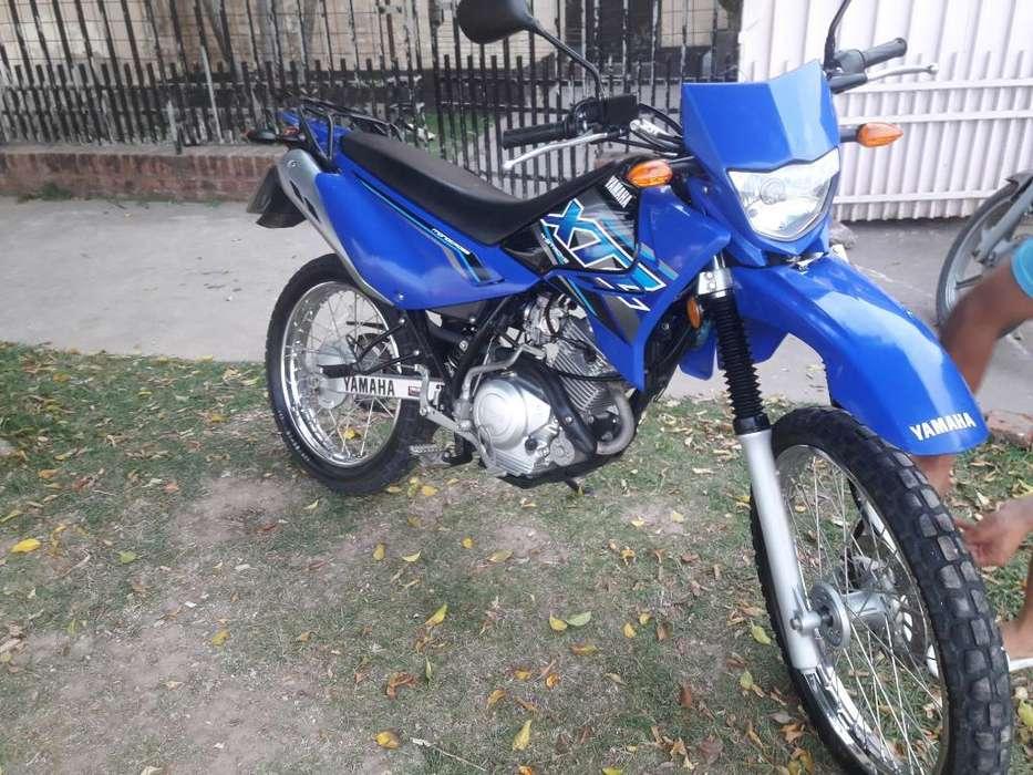 Vendo Xtz 125 Flamante