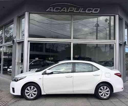 Toyota Corolla Xli 2015 */ 350000  Cuotas /*