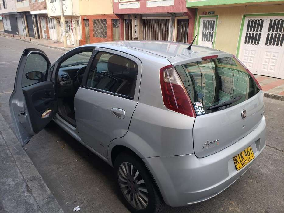 <strong>fiat</strong> Punto  2011 - 115500 km