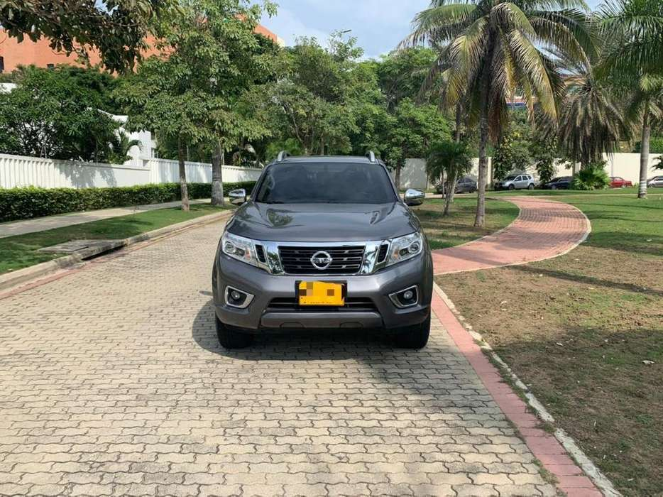 Nissan Frontier 2019 - 5781 km