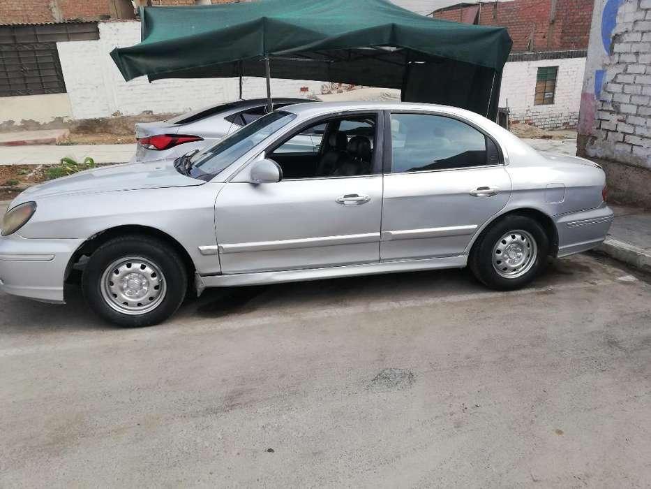 Hyundai New Sonata 2004 - 250000 km