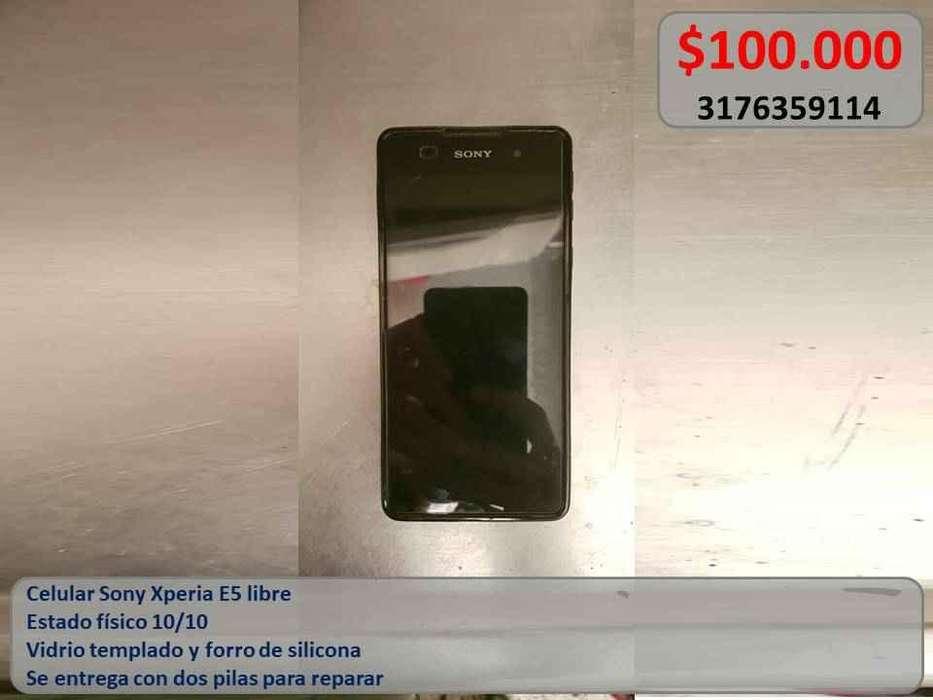 Celular Sony Xperia E5
