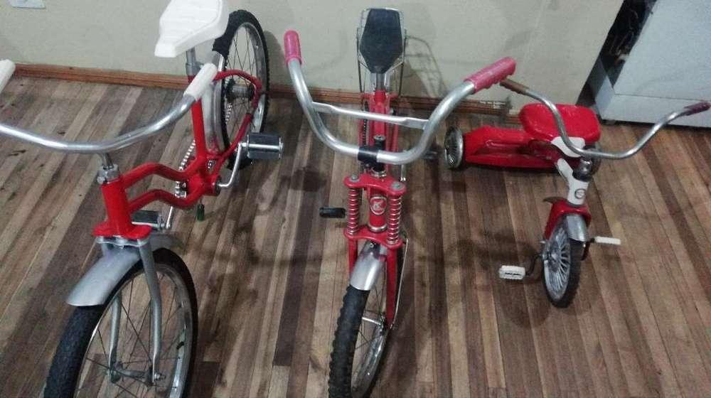Remate de Bicicletas Clásicas Antiguas