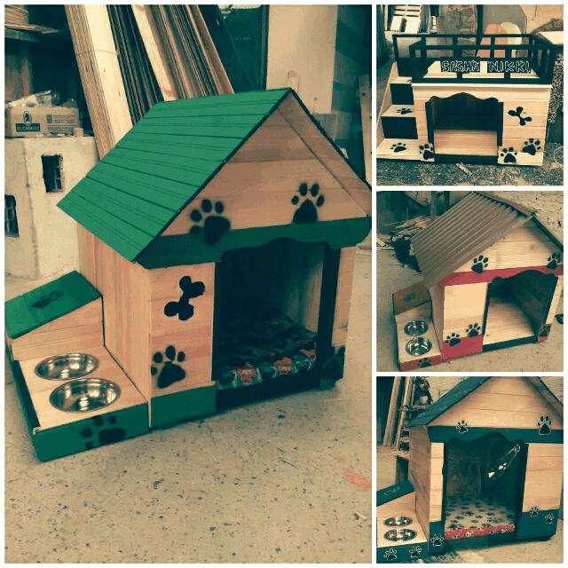 casas en madera para perro fabricantes directos